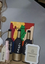 Price: Live Laugh Love Bottle Collection - $6500JMD *TSO Price shown in Image - SOLD